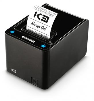 impressora Custom P3 Não Fiscal